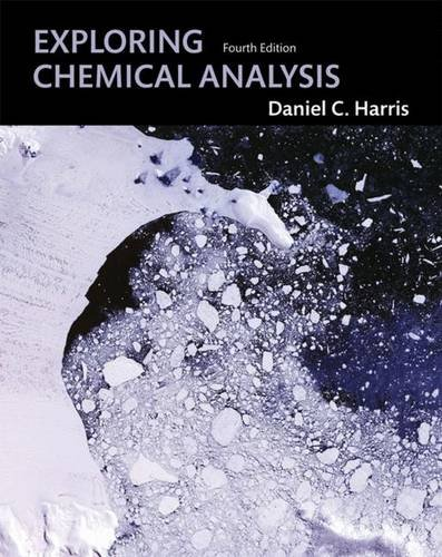 9781429201476: Exploring Chemical Analysis