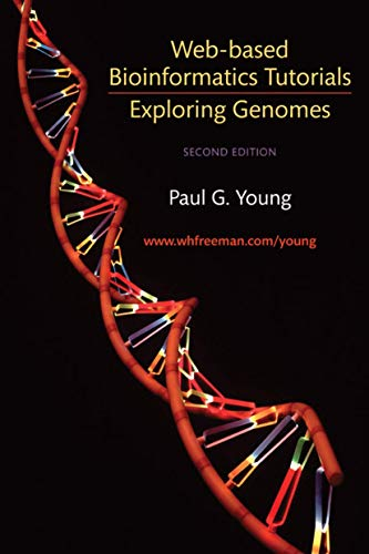 9781429201780: Exploring Genomes: Web Based Bioinformatics Tutorials