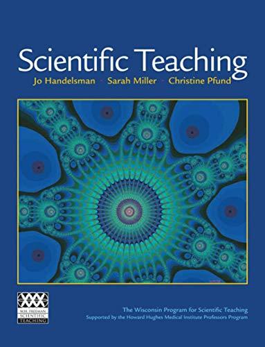 9781429201889: Scientific Teaching