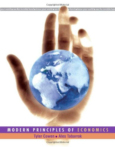 9781429202275: Modern Principles of Economics
