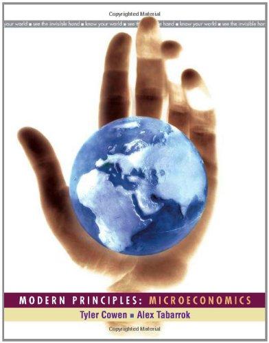 9781429202480: Modern Principles: Microeconomics