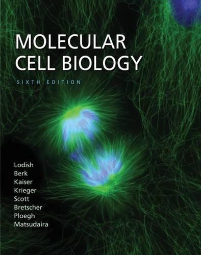 9781429203142: Molecular Cell Biology