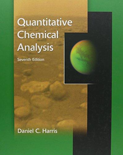9781429203951: Qantitavtive Chemical Analysis + Webassign Acces Card