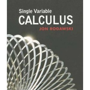 9781429204156: Single Variable Calculus