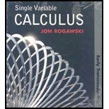 9781429204187: Single Variable Calculus: Early Transcendentals