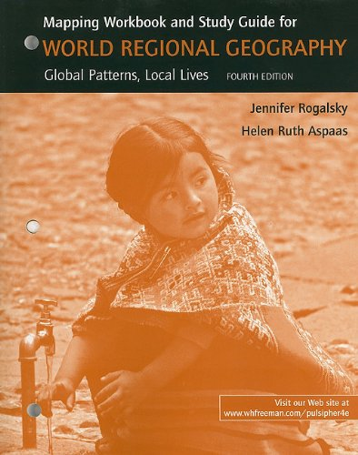 world regional geography research paper