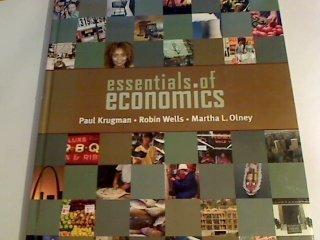 9781429208932: Essentials of Economics; Study Guide & Homework Advantage Activation Card