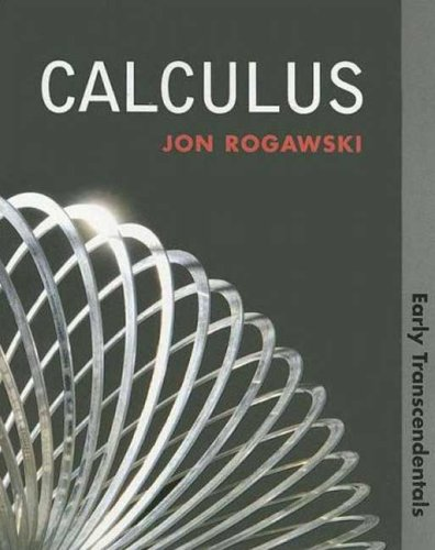 9781429210737: Calculus: Early Transcendentals