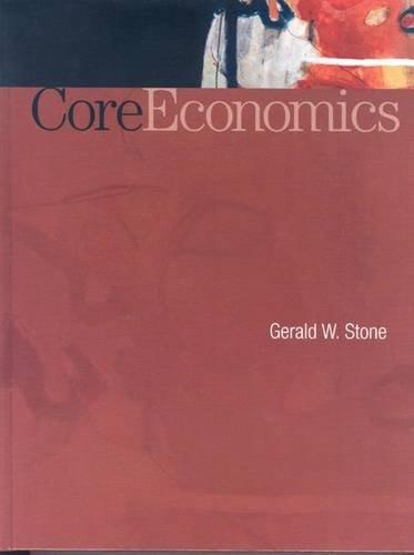 9781429212922: Core Economics