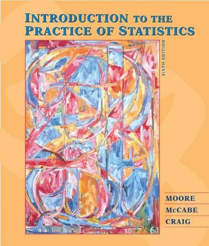Introduction to the Practice of Statistics w/CD-ROM: David S. Moore,