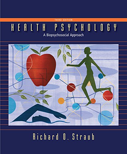 9781429216326: Health Psychology: Third Edition