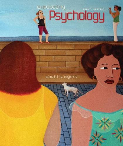 9781429216357: Exploring Psychology, 8th Edition