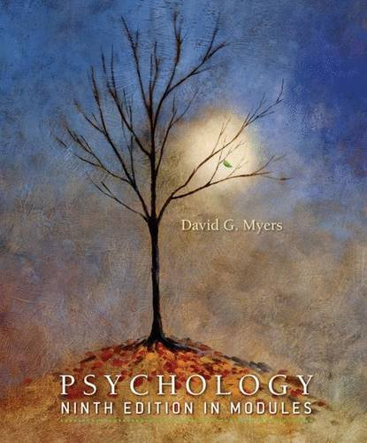 9781429216388: Psychology Ninth Edition in Modules