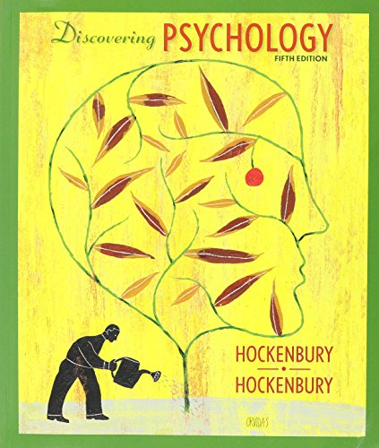9781429217491: Discovering Psychology & Study Guide