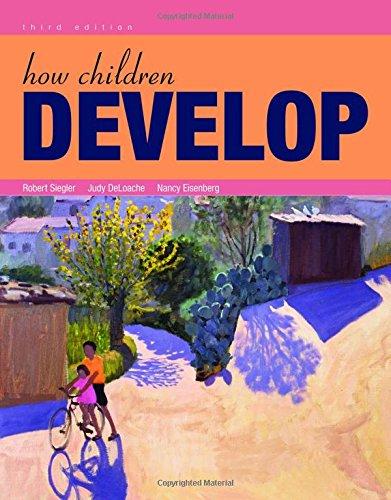9781429217903: How Children Develop
