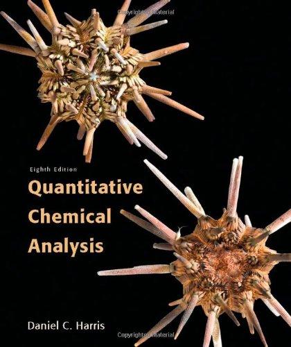 9781429218153: Quantitative Chemical Analysis