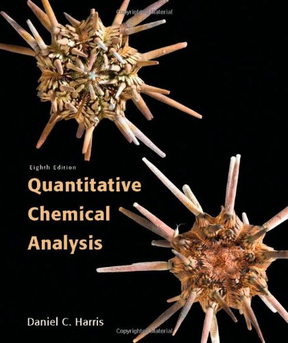 9781429218153: Quantitative Chemical Analysis - Abebooks - Daniel