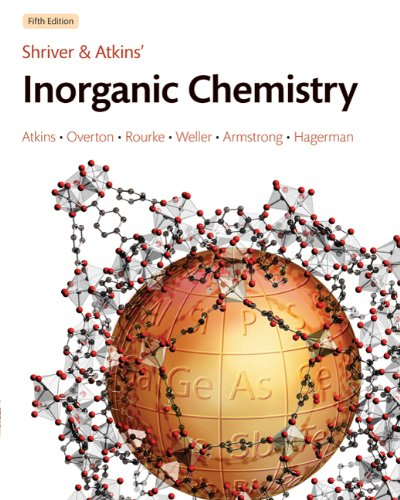 9781429218207: Shriver & Atkins' Inorganic Chemistry