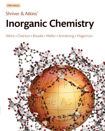 9781429218207: Inorganic Chemistry