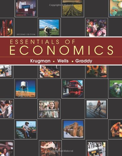 9781429218290: Essentials of Economics