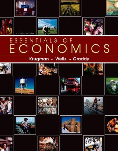 9781429218290: Essentials of Economics