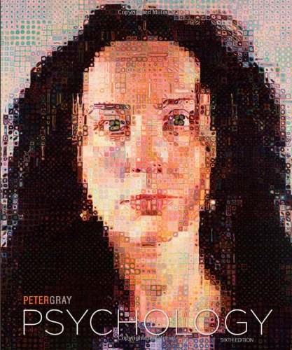 Psychology (w/out PsychPortal Access Card): Gray
