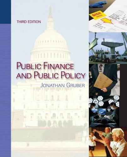 Public Finance and Public Policy: Jonathan Gruber
