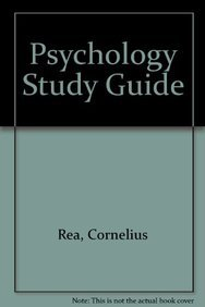 9781429220750: Psychology Study Guide