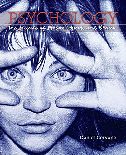9781429220835: Psychology: The Science of Person, Mind, and Brain
