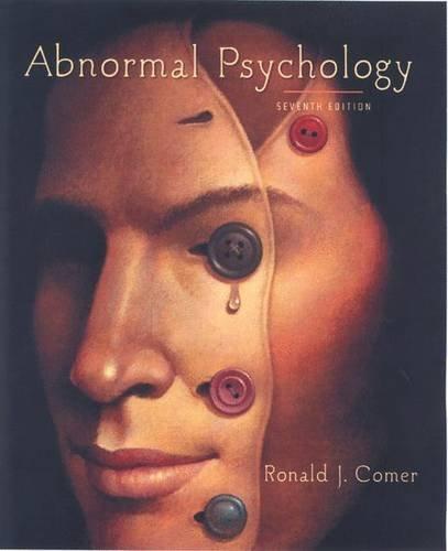 Abnormal Psychology 7Th Edition