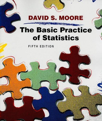 9781429224253: The Basic Practice of Statistics: (Paper Text & Student CD)
