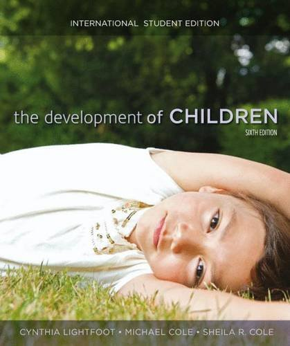 9781429224796: The Development of Children