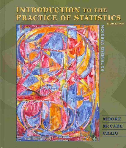 9781429224949: Introduction to the Practice of Statistics (Extended Edition), StatsPortal Access Card& Cd-Rom
