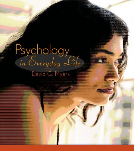 PSYCHOLOGY IN EVERYDAY LIFE (HS.ED.): Myers, David G.
