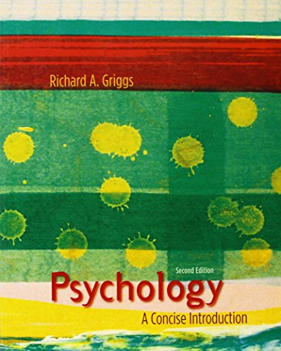 9781429225809: Psychology A Concise Introduction & PsychPortal