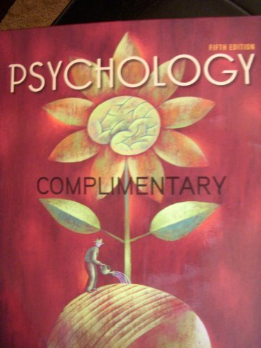 9781429227957: Psychology 5th Edition