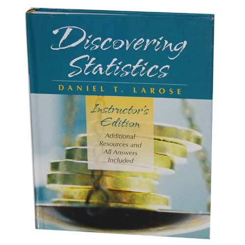 9781429228091: Discovering Statistics: Additional Resources and All Answers Included (Instructor's Edition) Edition: First