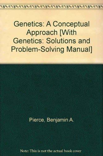 9781429228268: Genetics (Cloth) & Solutions Manual