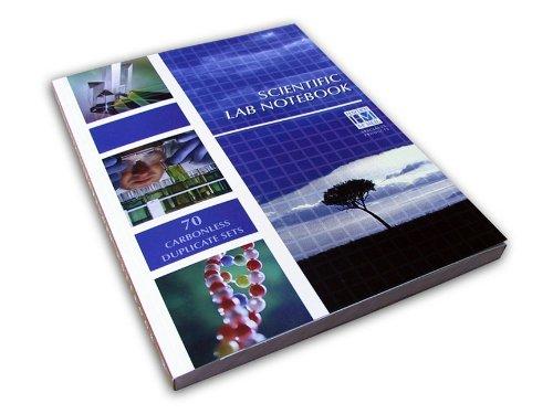 9781429230568: General Sciences Side Bound Lab Notebook