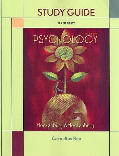 9781429230605: Study Guide for Psychology