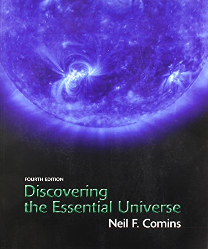 Discovering the Essential Universe & Online Study Center: Comins, Neil F.