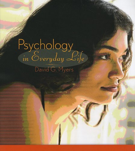 9781429230704: Psychology in Everyday Life