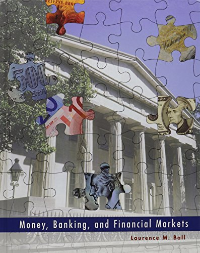 9781429230902: Money, Banking and Financial Markets & Study Guide