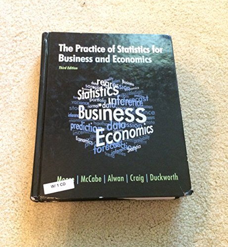 The Practice of Statistics for Business and