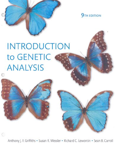 9781429233231: Introduction to Genetic Analysis
