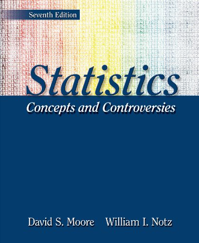 9781429237024: Statistics:Concepts and Controversies with Tables & ESEE Access Card