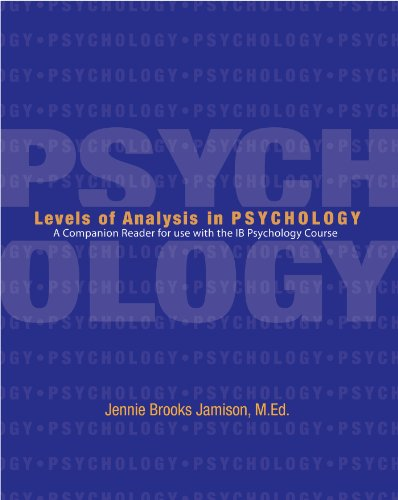 9781429238137: Levels of Analysis in Psychology: A Companion Reader for Use With the Ib Psychology Course