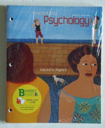 9781429238250: Exploring Psychology