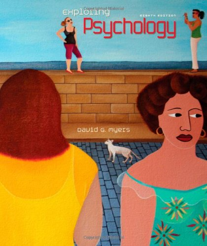 9781429238267: Exploring Psychology