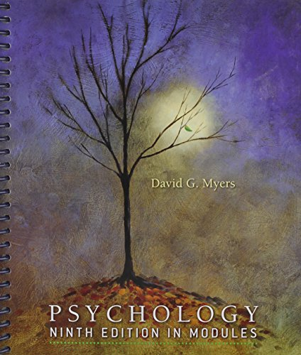 9781429238274: Psychology In Modules (Spiral)